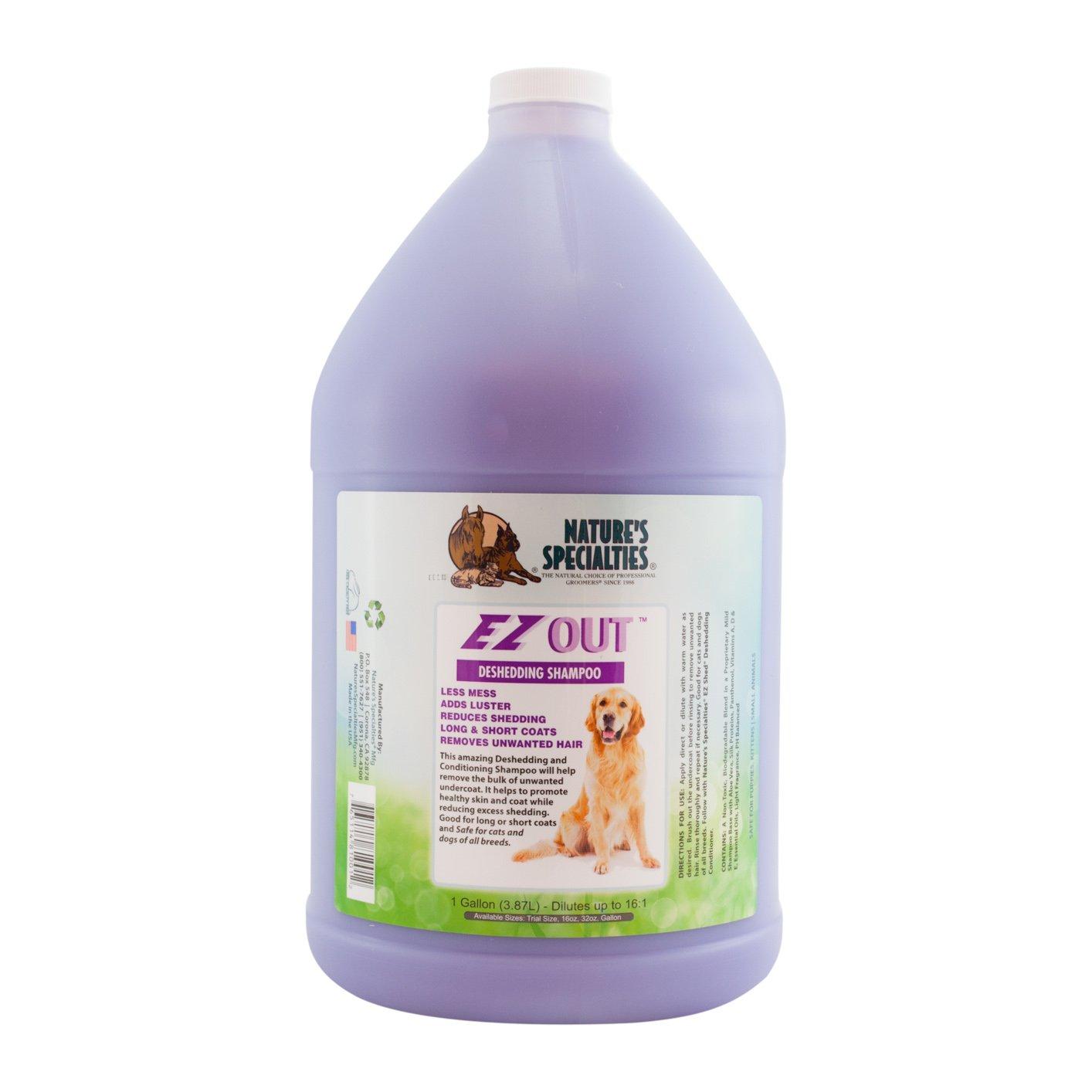 Nature's Specialties EZ Out Detangling Pet Shampoo