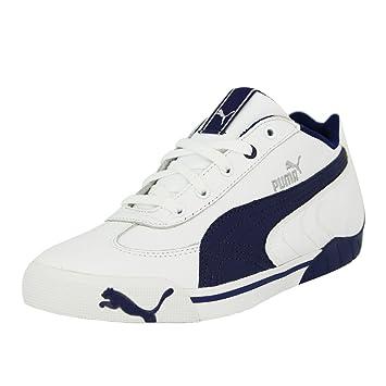 864ca7375c5 Puma Speed Cat 2.9 Low Chaussures Mode Sneakers Enfant Cuir Noir ...