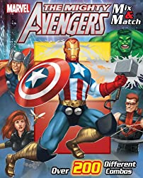 The Mighty Avengers Mix & Match