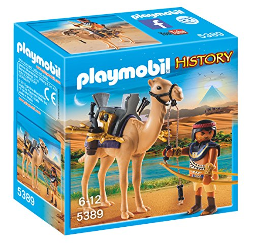 Egyptian Camel (GAMES & TOYS|PLAYMOBIL|HISTORY Playmobil History Egyptian with camel)