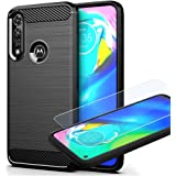 Moto G Power Case, with HD Screen Protector, Yuanming Shock Absorption Moto G Power Phone Case Lightweight, Stylish and…