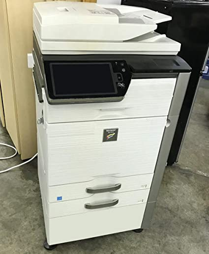 Amazon.com: Sharp MX-5111N Color Laser Printer Copier ...