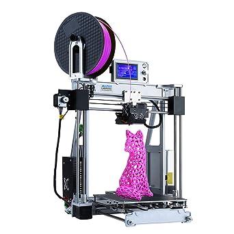 Nueva llegada alunar 3d impresora Prusa I3 Aluminum DIY 3d ...