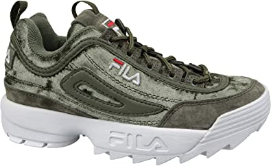 Fila Disruptor S Wmn Low 1010555-50i, Zapatillas para Mujer ...