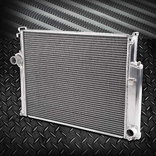 2 Row Aluminum Racing Cooling Radiator Replacement For 1992-1999 BMW E36 3-Series 325i 325ic 325is 325ix 328i 328ic 328is M3 323i 323ic 323is 1993 1994 1995 1996 1997 1998 ()