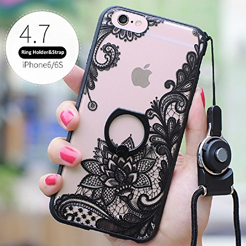 crystal clear iphone 6s case