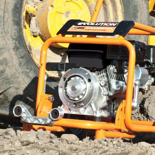 Evolution Power Tools 014-0003 Evo-System Pressure Washer, Orange