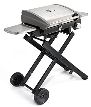 Cuisinart Roll-Away Built-in Gas Grill