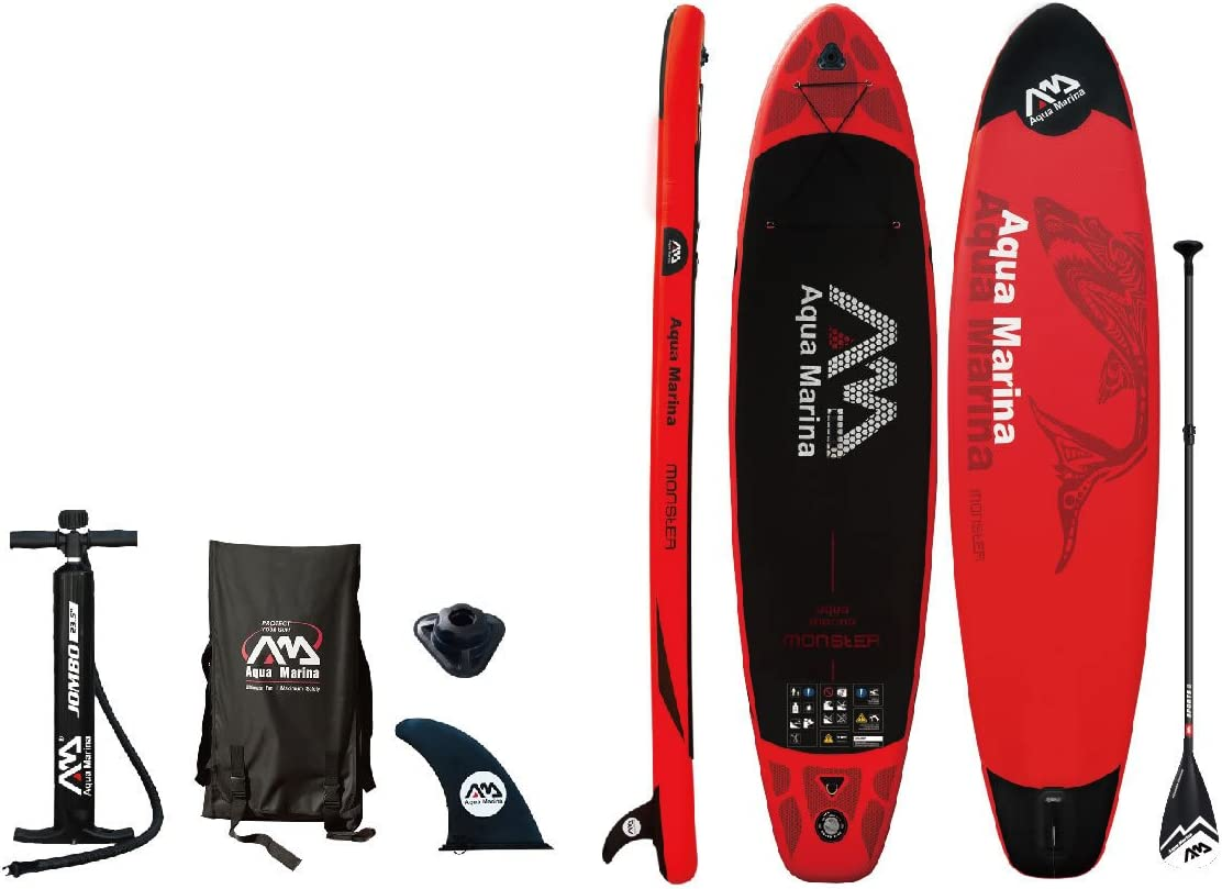 Aqua Marina Monster Bt-88884 Inflatable SUP,