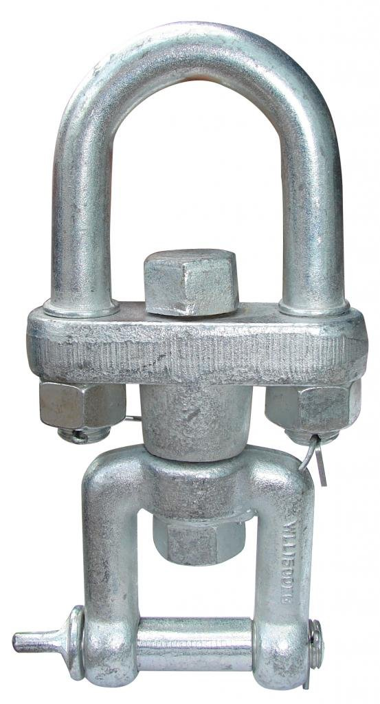 Abaco Sws02 - Swivel Shackle (Abaco Accessories) by Abaco Machines