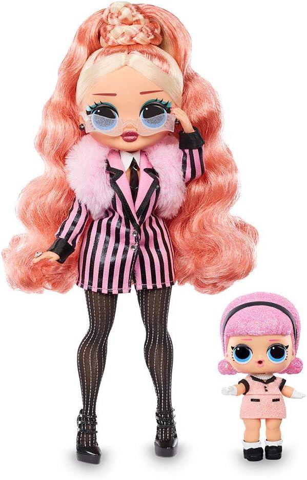Giochi Preziosi - L.O.L Surprise OMG Fashion Dolls Winter Chill - BIG WIG