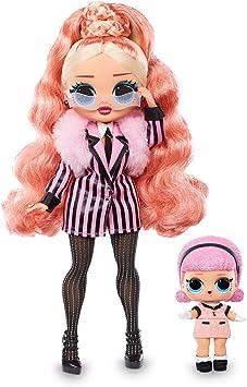 Oferta amazon: Giochi Preziosi - L.O.L Surprise OMG Fashion Dolls Winter Chill - BIG WIG