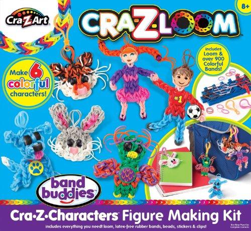 Cra Z Art Cra Z Loom Buddies Figure Maker