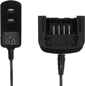 Swidan Li-ion Battery Charger for lack and Decker 16V 20V Lithium Ion Battery LBXR20 LBXR20-OPE LB20 LBX20 LBX4020 LB2X4020 LBXR2020-OPE BL1514 LBXR16