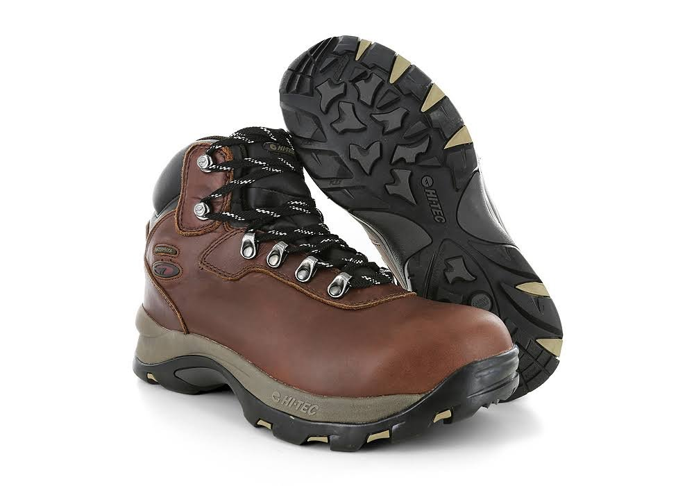 Men's Hi Tech, Altitude IV High Hiking Boots Oxblood 8 M