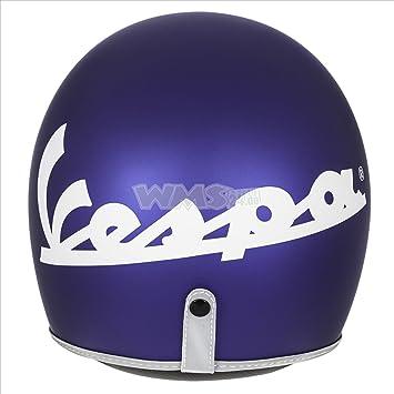 Jet Casco Vespa Colors/azul