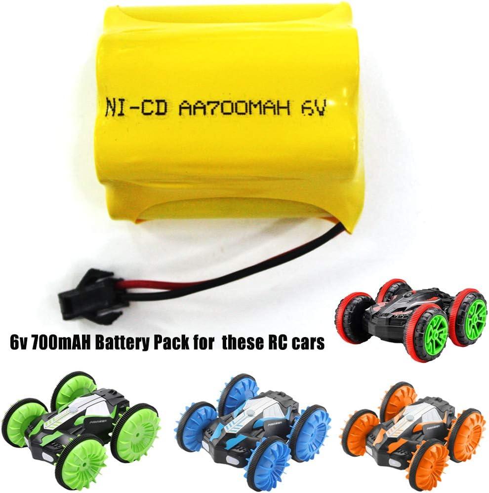 bateria recargable AA 6 V, 700 mAh