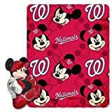 The Northwest Company MLB Babies,Toddlers,Unisex-Children 40-inch-by-50-inch Throw with 14-inch Hugger