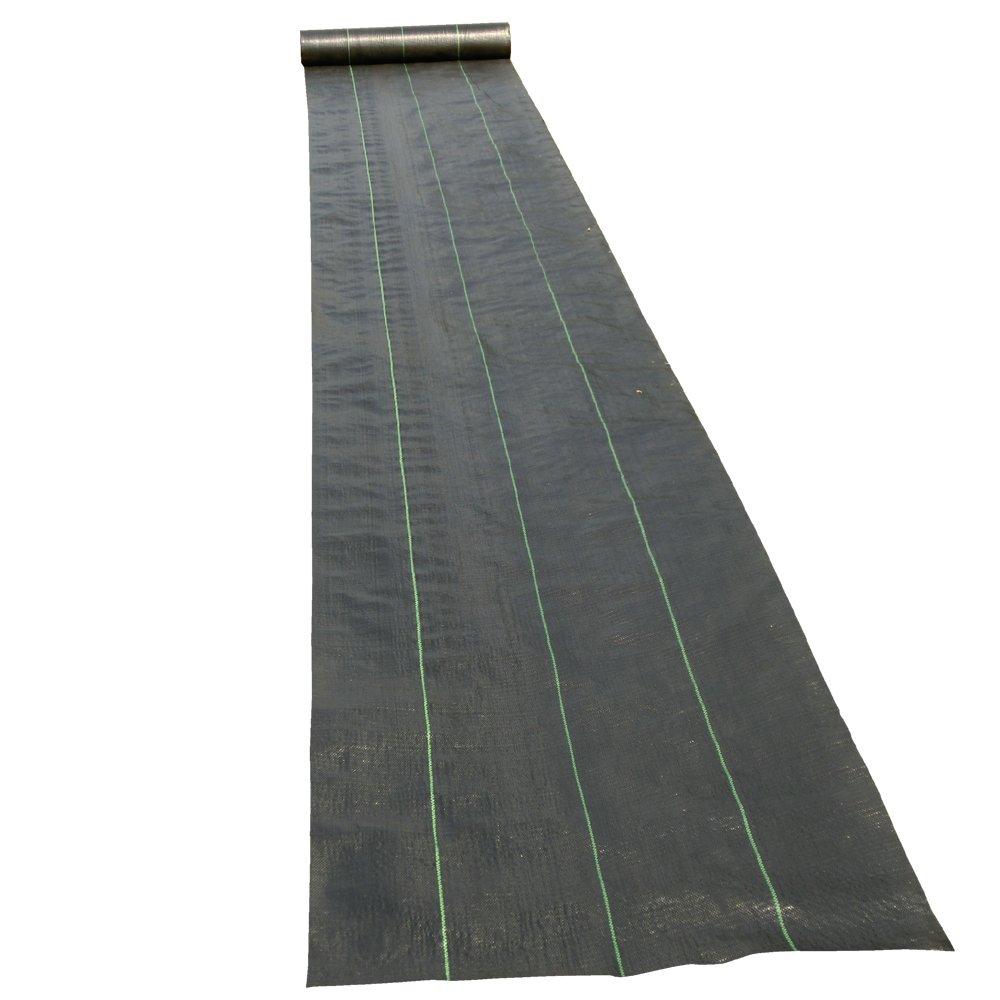 国華園 お気軽防草シート 1.5m×100m 1巻1組 B012A2RS46