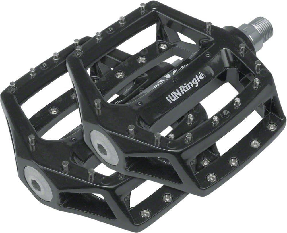 Sun Ringle ZuZu Pedals 9//16 Black