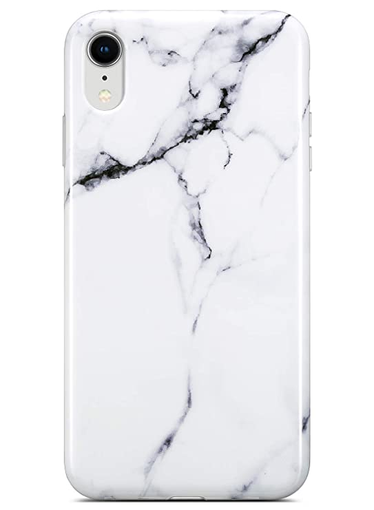 Amazon Com Coolwee Iphone Xr Caseiphone Xr Marble Case Shockproof