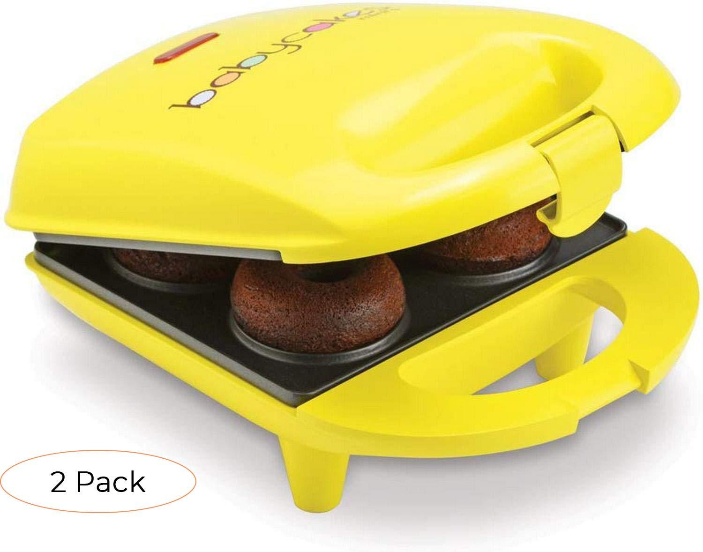 Babycakes Donut Maker, Mini Pack 2