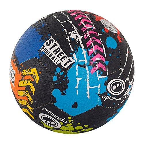 Optimum Street Football - Multi-Colour, Mini