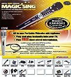 Magic Sing Karaoke Et25k English Plus Free Duet Mic |Et25k + Free Duet Mic