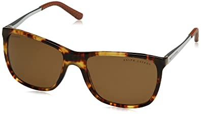 Amazon.com: Ralph Lauren rl8133q de los hombres anteojos de ...