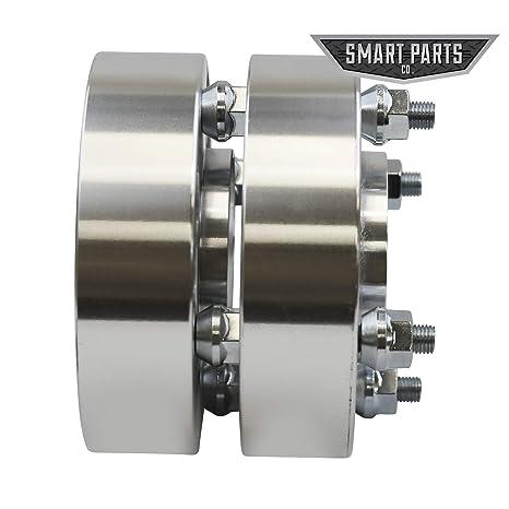 """Pair Of Quad ATV Wheel Spacers 4//137 2/"""" Wide 10x1.25"""