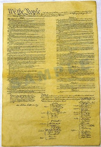 Three Documents of Freedom Set-Small - Constitution, Declaration of Independence, Bill of Rights by Historical Documents by Historical Documents