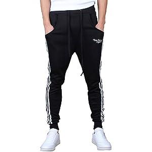 123bcb410 Keybur Mens Jogging Pants Tracksuit Bottoms Running Trousers Hiphop Dance  Jogger