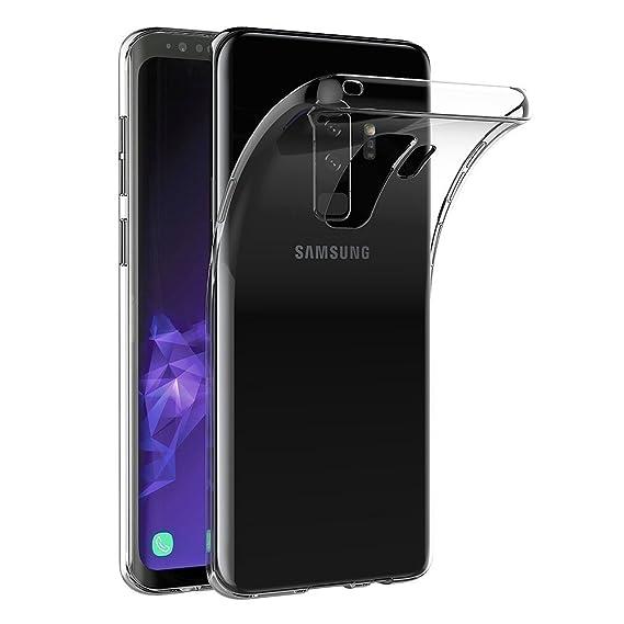 aea38795f66 ZOFEEL Funda para Samsung Galaxy S7 Edge Ligera como el aire, Carcasa  protectora Resistente a