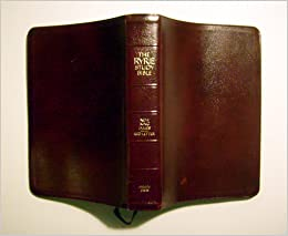 The Ryrie Study Bible: King James Version: Charles Ryrie ...