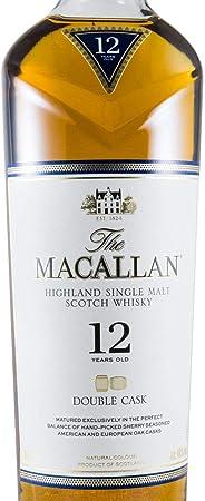 Macallan 12 years Double Cask