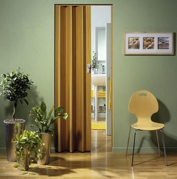Grosfillex Spacy Puerta plegable, haya: Amazon.es: Bricolaje y herramientas