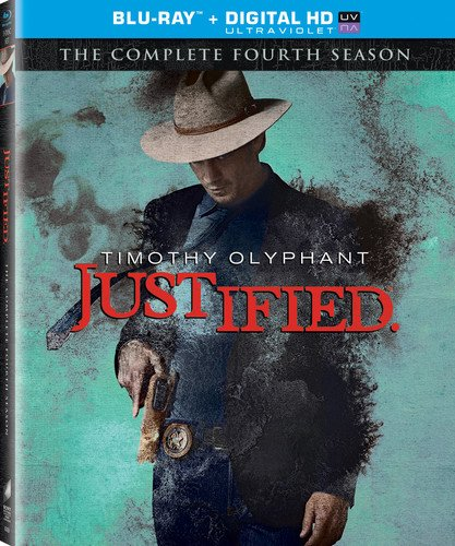 VHS : Justified: Season 4 [Blu-ray]