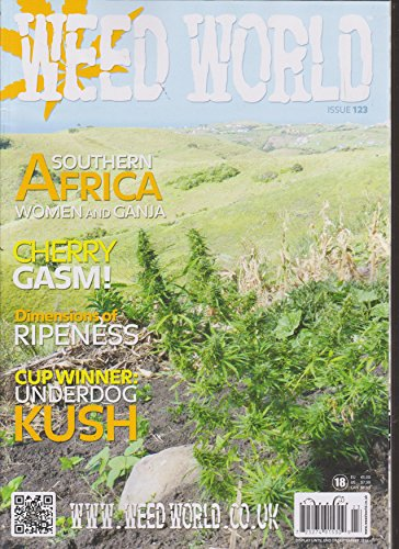 Weed World Magazine Issue 123