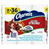 Charmin Ultra Strong Toilet Paper 18 Double Rolls