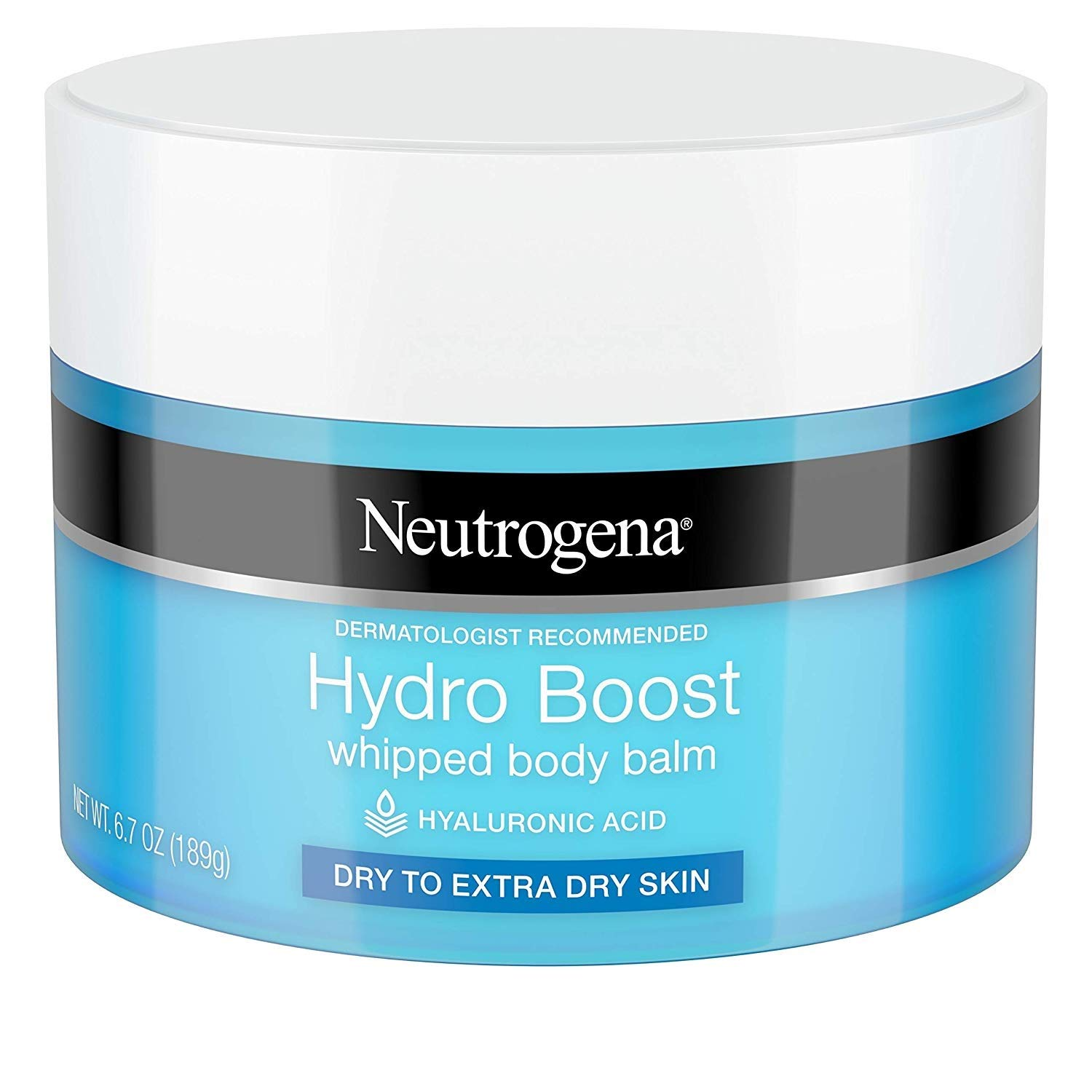 Hydro Boost Hydrating Whipped Body Balm, 6.7 oz (Pack of 2)