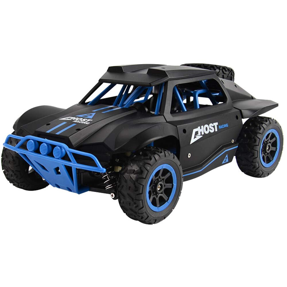 bluee Pinjeer 25km h Remote Control Car Fourwheel Drive Drift Car Highspeed Racing Sports Car Fourwheel Drive Short Card Offroad Vehicle Boys Toys Kids 7+