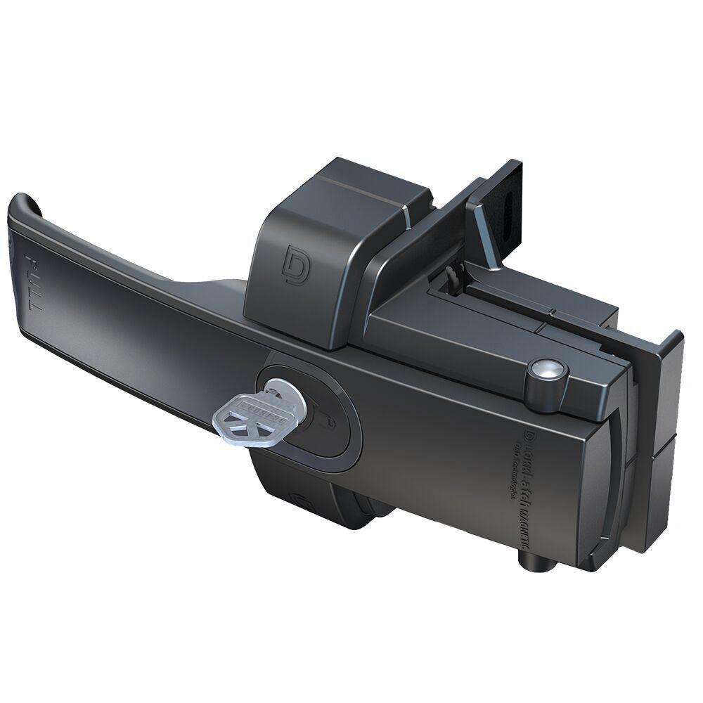 Handle Dual Access Latch Fits any metal, wood or vinyl square post gate
