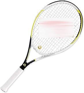 Racchetta Da Tennis Professionale Di Alta Qualità Ultra Leggera Unisex Single Shot In Fibra Di Carbonio Leggera Resistente All'usura Allenamento Racchetta Da Gioco