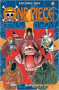 Book One Piece, Bd.20