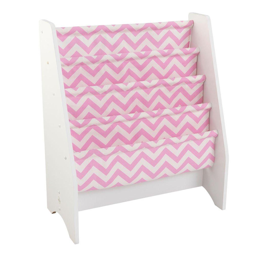 KidKraft Bookcase, Pink by KidKraft (Image #1)