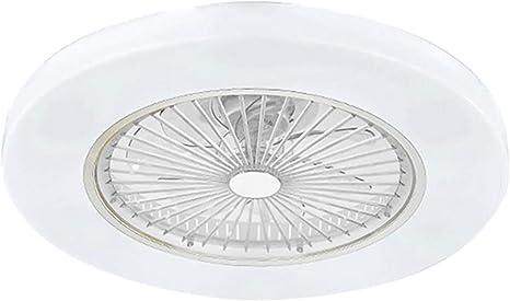 LED Ventilatore a soffitto 3-Livelli telecomando lampada luce del giorno luce ventola