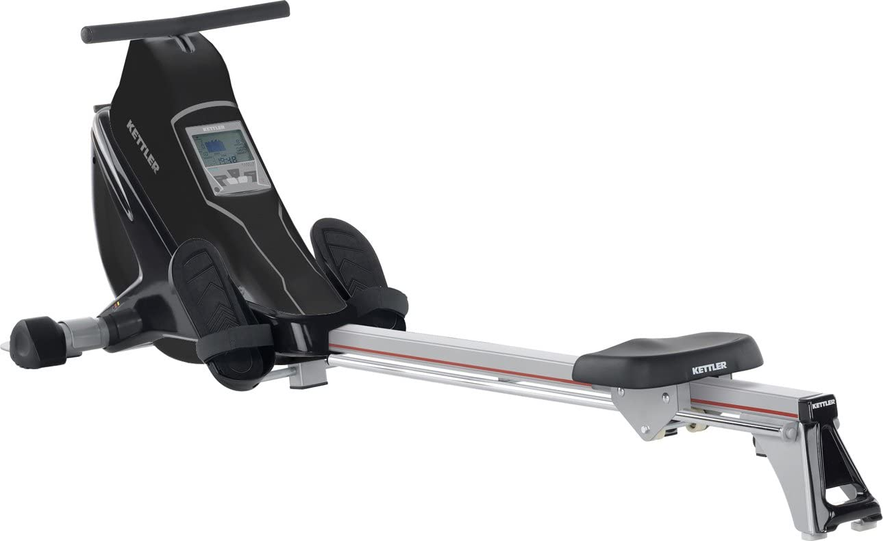 Kettler Home Exercise Fitness Equipment Coach E Rowing Machine
