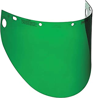 1//EA Fibre-Metal 4178CLBP by Honeywell High Performance Model 4178 8 X 16 1//2 X .06 Clear Injection Molded Propionate Wide View Faceshield