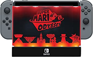 Nintendo Switch 500-042 Light Up Dock Shield by PDP
