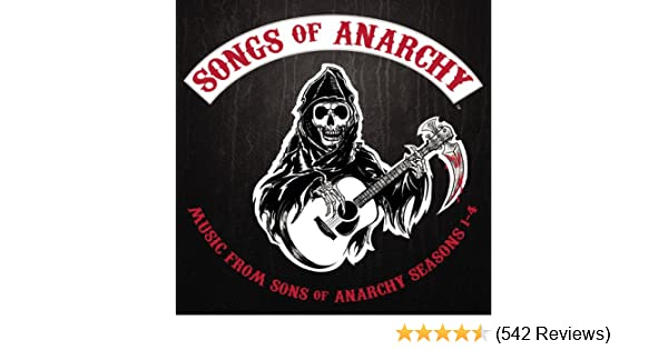 Songs Of Anarchy: Music From Sons Of Anarchy Seasons 1-4 by